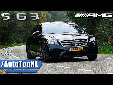 2018 Mercedes AMG S63 4Matic+ Review By AutoTopNL