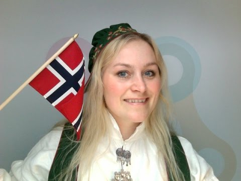 Gratulerer med dagen! 17. mai i Norge :-)