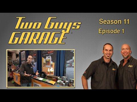 KOI Cavalcade of Customs | Two Guys Garage | Season 11 | Episode 1