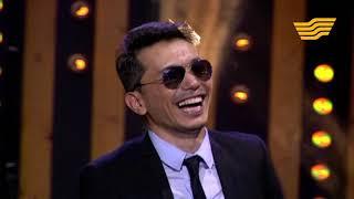 Ғазизхан Шекербеков клипінде қызбен сүйісті Кызык таймс