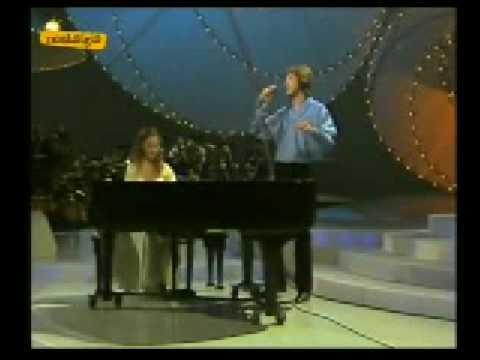 Eurovision 1981-Greece-Giannis Dimitras Feggari kalokerino
