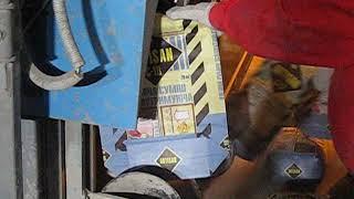 видео дозатор для цемента от Техпромсистем