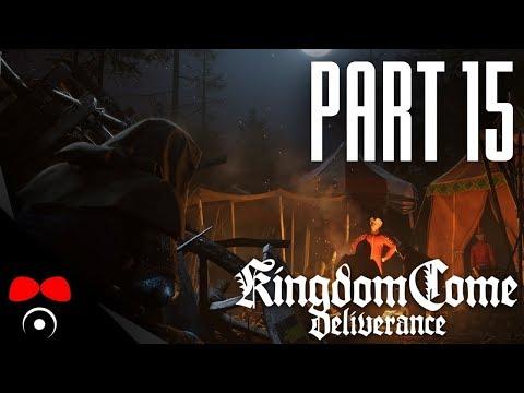 ZÁTAH NA PLEŠINGRA!   Kingdom Come: Deliverance #15