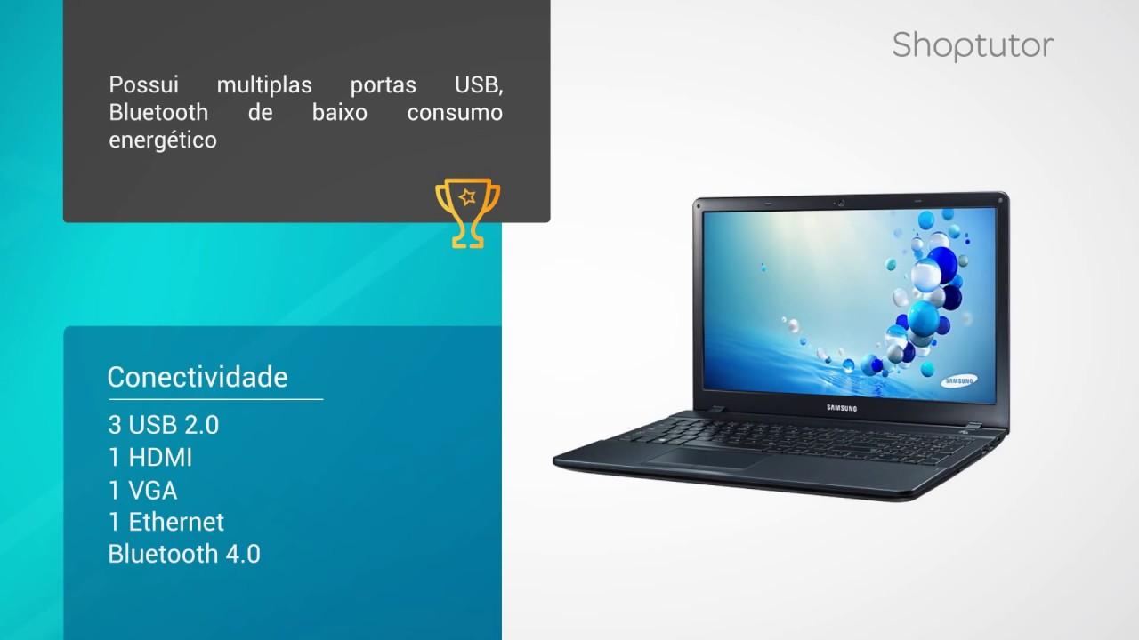 Notebook samsung essentials e34 - Notebook Samsung Essentials E33 Np270e5j Kd1br 15 6 Polegadas Windows 8 1 1 Tb De Hd
