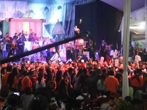 "Festival Reba Ngada Jakarta 2016 - ""Road to UNESCO"""