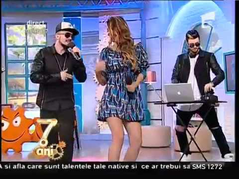 Andeeno Damassy feat Jimmy Dub si Jessica D 'Ese Amor'