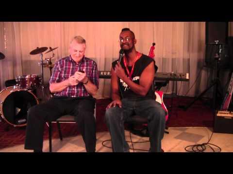 "BILL DELFS' INTERVIEW ""LIVE"" AT THE BEAU BRUMMEL CLUB"