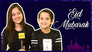 Exclusive: Jannat and Ayaan celebrate Eid with IWMBuzz