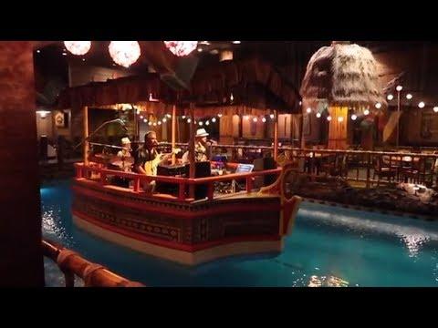 Tonga Room & Hurricane Bar at Fairmont Hotel San Francisco