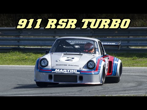 Porsche 911 Carrera RSR Turbo 2.1 - Flyby's and revving (Zandvoort 2018)