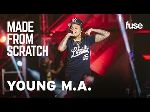 Young M.A On The Struggle of Giving Up Meat | Made From Scratch