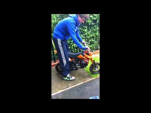 Mini Moto Dirt Bike 50cc For sale on ebay.
