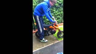 Mini Moto Dirt Bike 50cc For sale on ebay.
