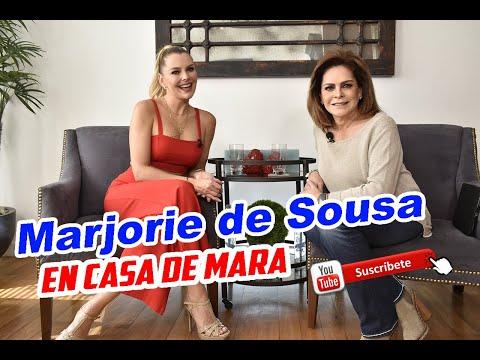 Marjorie De Sousa #EnCasaDeMara
