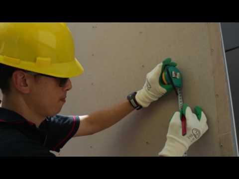 PRIMA Solidwall™ installation method
