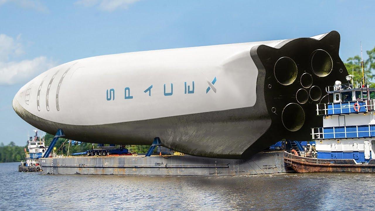 StarShip / SuperHeavy, ex BFR - Suivi du développement - Page 13 Maxresdefault