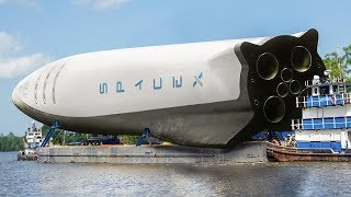 Download How will SpaceX transport the BFR? Mp3 and Videos