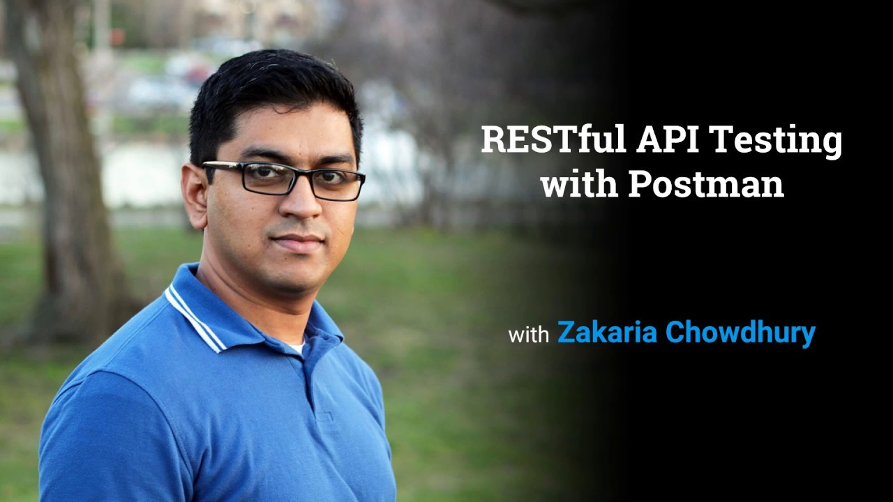 Udemy Course Preview: RESTful API Testing with Postman - Welcome
