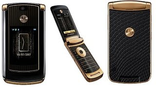 Motorola Razr v8 Распаковка и обзор телефона с Aliexpres