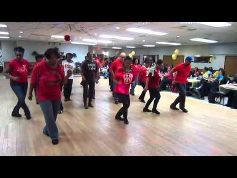 Like I Do Gospel Soul Line Dance
