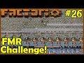 Factorio Million Robot Challenge #26: Steel Furnace Array!