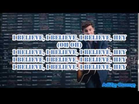 Cancion de la pelicula Descendientes¨Believe¨ Shawn Mendes LETRA