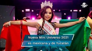 La competencia se llevó a cabo entre 21 participantes de varios países, cerrando el concurso con la categoría especial de Mini Universo 2021