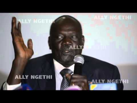 SOUTH SUDAN MEDIA FORUM BY MICHEAR MAKUEI & ATENY WEK SEPT 7,2014
