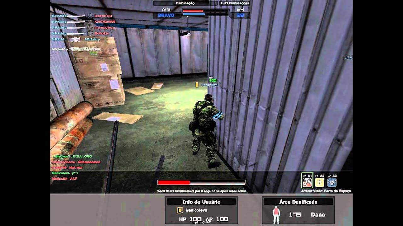 hacker de combat arms 2012 atualizado