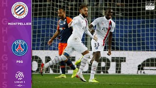 Download Montpellier 1-3 PSG - HIGHLIGHTS & GOALS - 12/7/19 Mp3 and Videos