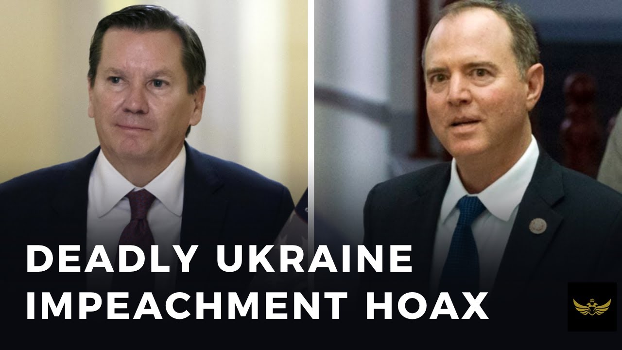 Atkinson fired & the DEADLY Ukraine impeachment hoax