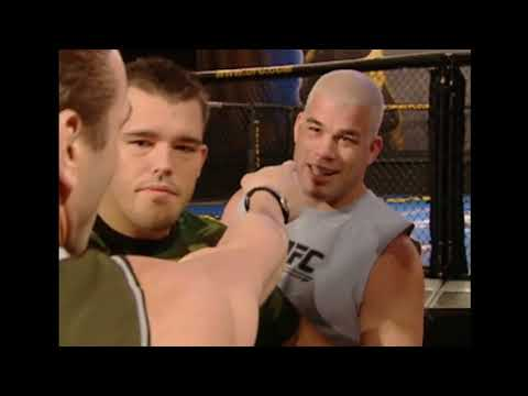 Tito Ortiz vs Ken Shamrock Fight Classic TUF 3 HD