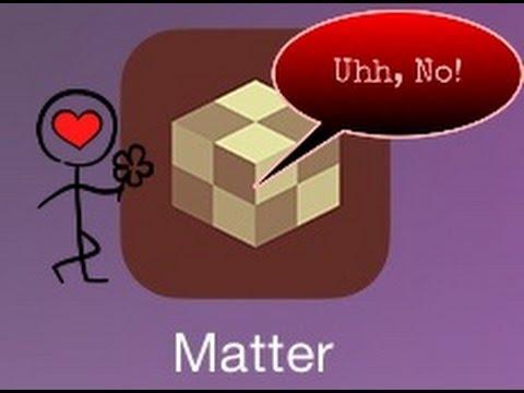 Graphic-Design 3D Matter App