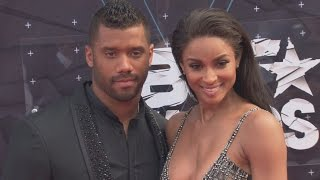 NFL QB Russell Wilson, Ciara Practicing Abstinence Video