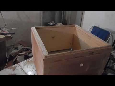 Дадановский улей на 12 рамок своими руками чертежи