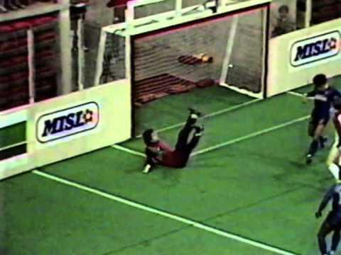 San Diego Sockers vs Las Vegas Americans, 1984-85 MISL Season