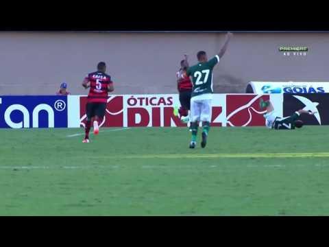 Melhores momentos de Goiás x Atlético-GO - 2x2 - 09/07/2016