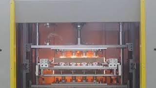 Infrared welding machine for oil Filter