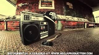 Old School Hip Hop Instrumental - Real Hit (Free Download)