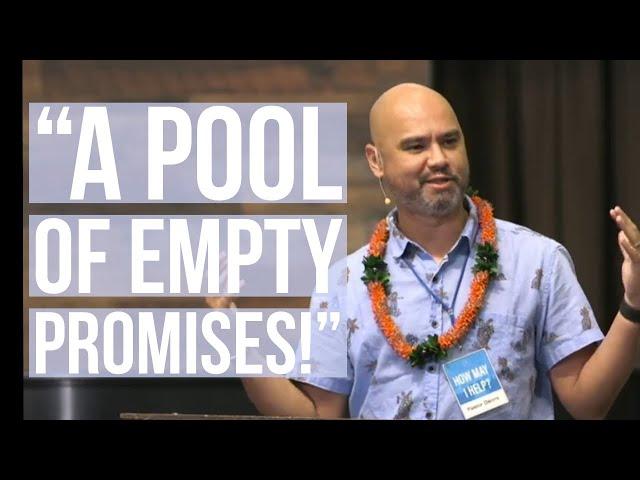 """""""Pool of Empty Promises"""" - Meet Jesus Series Week 3. Pastor Danny Han."""