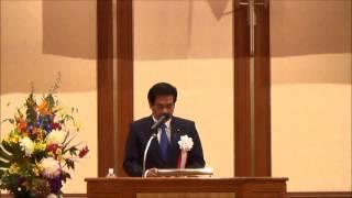 【2013.11.15】自治大学校創立60周年記念式典  関口昌一総務副大臣