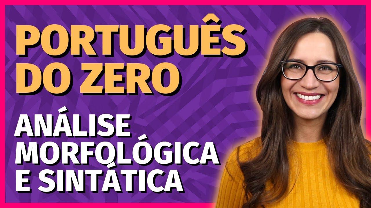 Analise Morfologica Educa Mais Brasil