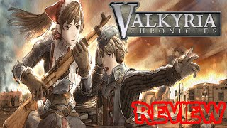Valkyria Chronicles PC Review