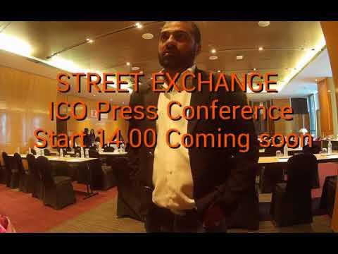 Street Exchange Press Conference 04/25/2018