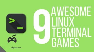 Top 9 Linux Terminal Games