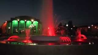 В Нурлате запели... фонтаны(Телерадиокомпания