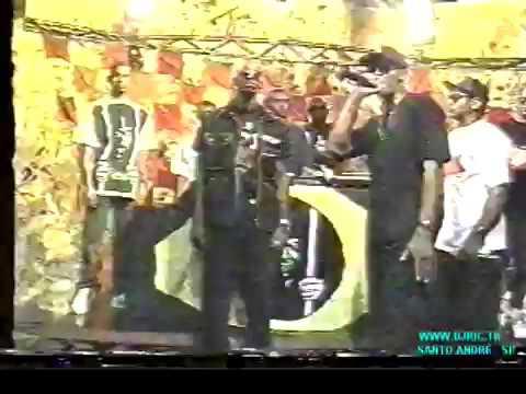 Mano na porta do bar (ao vivo) - Racionais MC's 1994