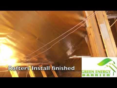 Green Energy Barrier