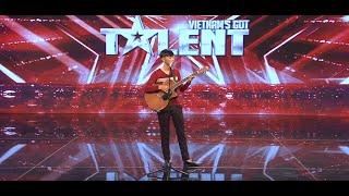 vietnams got talent 2016 - tap 6 - dan ghitar va hat - thai tang khanh