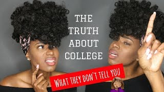 WHAT I WISH I KNOW BEFORE GOING TO A UNIVERSITY & COLLEGE ADVICE